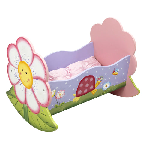 Magic Garden - Rocking Bed for 18 inch Doll Cradle : Fantasy Fields® Official Website