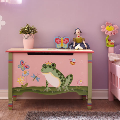 Magic Garden - Toy Chest with Safety Hinges : Fantasy Fields® Official Website