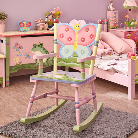 Magic Garden - Rocking Chair : Fantasy Fields® Official Website