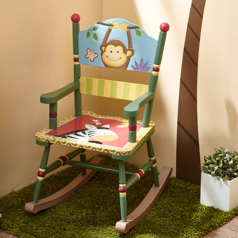 Sunny Safari - Rocking Chair : Fantasy Fields® Official Website