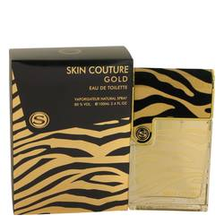 Armaf Skin Couture Gold Eau De Toilette Spray By Armaf
