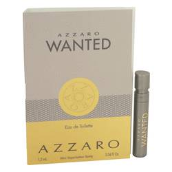 Azzaro Wanted Vial (Sample) By Azzaro