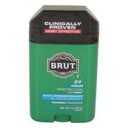 Brut 24 hour Deodorant Stick / Anti-Perspirant By Faberge