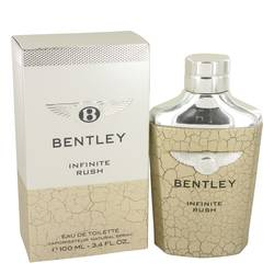 Bentley Infinite Rush Eau De Toilette Spray By Bentley