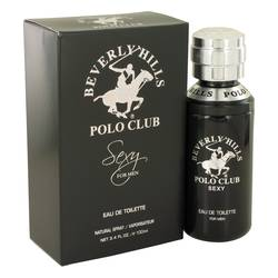 Beverly Hills Polo Club Sexy Eau De Toilette Spray By Beverly Fragrances