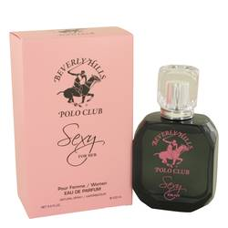 Beverly Hills Polo Club Sexy Eau De Parfum Spray By Beverly Hills