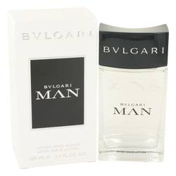 Bvlgari Man After Shave Lotion By Bvlgari