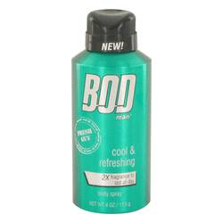 Bod Man Fresh Guy Body Spray By Parfums De Coeur