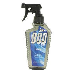 Bod Man Vapor Body Spray By Parfums De Coeur