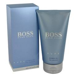Boss Pure Shower Gel By Hugo Boss