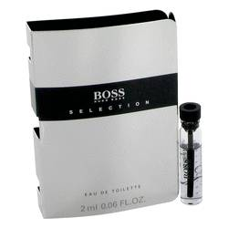 Boss Selection Vial (sample) By Hugo Boss