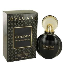 Bvlgari Goldea The Roman Night Eau De Parfum Spray By Bvlgari