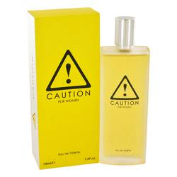 Caution Eau De Toilette Spray By Kraft