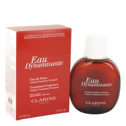 Eau Dynamisante Treatment Fragrance Spray By Clarins