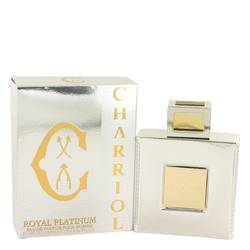 Charriol Royal Platinum Eau De Parfum Spray By Charriol