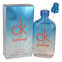 Ck One Summer Eau De Toilette Spray (2017) By Calvin Klein