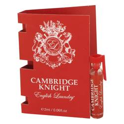 Cambridge Knight Vial (sample) By English Laundry