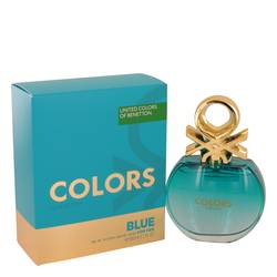 Colors Blue Eau De Toilette Spray By Benetton