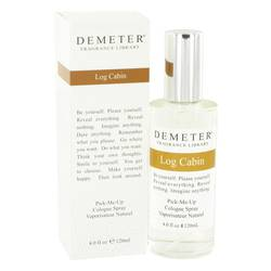 Demeter Log Cabin Cologne Spray By Demeter