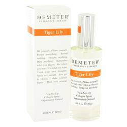 Demeter Tiger Lily Cologne Spray By Demeter