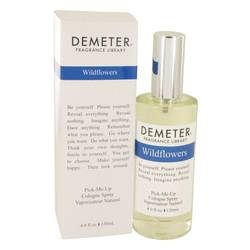 Demeter Wildflowers Cologne Spray By Demeter