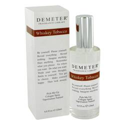 Demeter Whiskey Tobacco Cologne Spray By Demeter