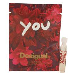 Desigual You Vial (sample) By Desigual
