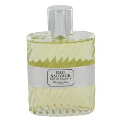 Eau Sauvage Eau De Toilette Spray (Tester) By Christian Dior