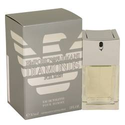Emporio Armani Diamonds Eau De Toilette Spray By Giorgio Armani