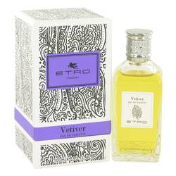 Etro Vetiver Eau De Toilette Spray (Unisex) By Etro