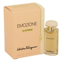 Emozione Mini EDP By Salvatore Ferragamo