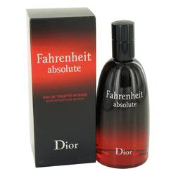 Fahrenheit Absolute Eau De Toilette Spray By Christian Dior