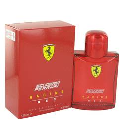 Ferrari Scuderia Racing Red Eau De Toilette Spray By Ferrari