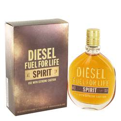 Fuel For Life Spirit Eau De Toilette Spray By Diesel