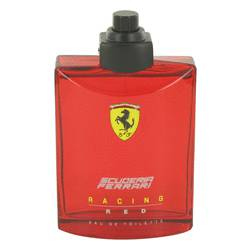 Ferrari Scuderia Racing Red Eau De Toilette Spray (Tester) By Ferrari