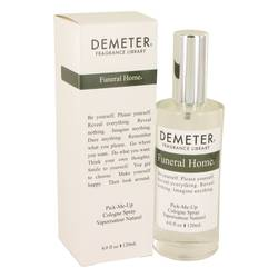 Demeter Funeral Home Cologne Spray By Demeter