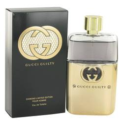 Gucci Guilty Diamond Eau De Toilette Spray By Gucci