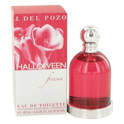 Halloween Freesia Eau De Toilette Spray By Jesus Del Pozo