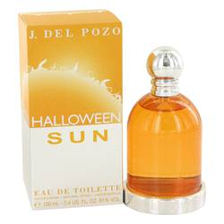 Halloween Sun Eau De Toilette Spray By Jesus Del Pozo