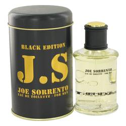 Joe Sorrento Black Eau De Toilette Spray By Jeanne Arthes