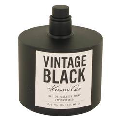 Kenneth Cole Vintage Black Eau De Toilette Spray (Tester) By Kenneth Cole