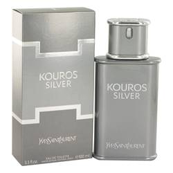 Kouros Silver Eau De Toilette Spray By Yves Saint Laurent