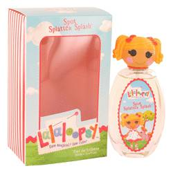 Lalaloopsy Eau De Toilette Spray (Spot Splatter Splash) By Marmol & Son