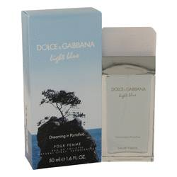 Light Blue Dreaming In Portofino Eau De Toilette Spray By Dolce & Gabbana