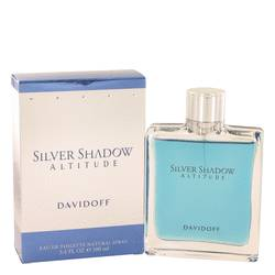 Silver Shadow Altitude Eau De Toilette Spray By Davidoff