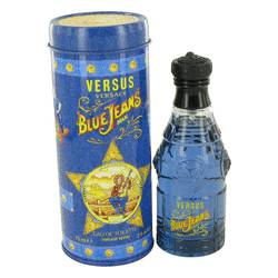 Blue Jeans Eau De Toilette Spray (New Packaging) By Versace