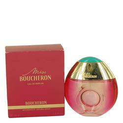Miss Boucheron Eau De Parfum Spray (slighlty damaged) By Boucheron