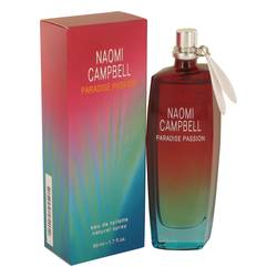 Naomi Campbell Paradise Passion Eau De Toilette Spray By Naomi Campbell