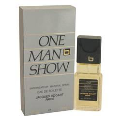 One Man Show Eau De Toilette Spray (Damaged Box) By Jacques Bogart