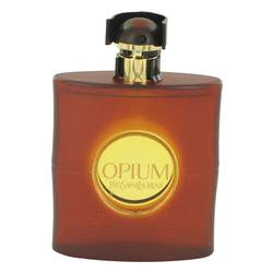 Opium Eau De Toilette Spray (Tester) By Yves Saint Laurent
